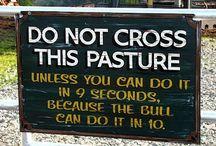 Farming Humor