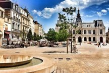 Poitiers og Paris