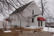 old church homes