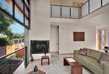 Garage Doors used in Homes and Interior Spaces / by Overhead Door Garage Doors