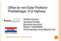 Office on rent Safal Profitaire Prahlad nagar