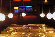 Lounge installation pour le Festival Club Transmediale 2002, club e-werk