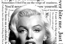 Marilyn Monroe / by Fionne Chan