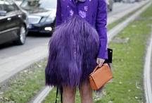 Fur of Fall 2013 Fashion Week. Street style. ( New York, London, Milan, Paris ) / by HOCKLEY LONDON