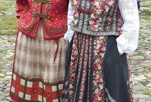 стильный русский образ