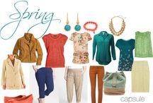 Spring Capsule Wardrobe Polyvores