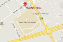 Contact / date de contact Wycliffe România