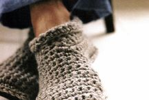 Download Robust Slipper Boots Crochet Pattern (FREE)