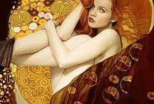 Klimt et Lempicka