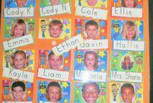 Kindergarten - first week