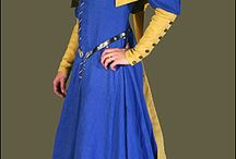 Research - Medieval / visuals for medieval costuming