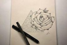 dot work tatto