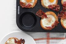 Breakfast Recipes / by Katie Roach