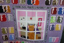 My projects / Quilts and other projects I have created. / by Sandy Martin