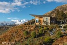 Central Otago Architecture