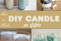 DIY Candles, roll-on, diffusers, room sprays