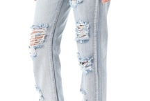 When in Doubt, wear JEANS / www.ammos-stores.com We love JEANS!