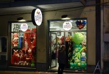 Nuovo negozio Balloon Express Shop
