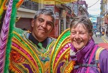 Travel - South America / Hint, Tips and Ideas for Travelling in South America.