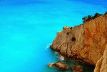 Beaches in Lefkada / Beautiful Greek Island!!