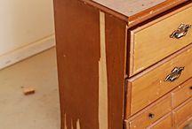 furniture makeover/repair