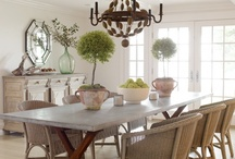 Dining Room Inspiration / by roomcandyboutique