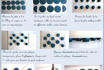 POLIMERY CLAY:BOULES,PERLE TUTO / by Claudia Cosentino