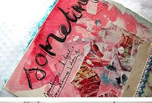 Art Journal / Inspiration Art Journal