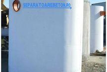 Separatoare de beton / Separatoare beton rol, functionalitati