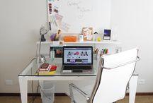Home Sweet Office / Inspiração para Home Office