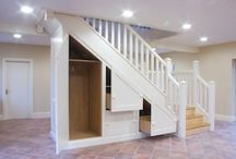 Basement Remolding / by Vickie