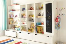 Play Area - Toy Storage