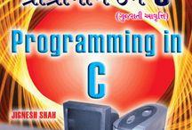PROGRAMMING IN C - Gujarati Language