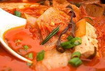 Kimchi stew / stew to warm you from inside out