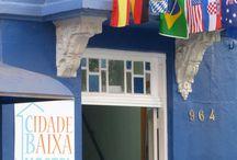 Hostel em Porto Alegre