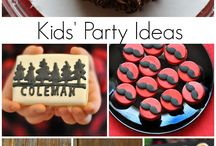 Little Lumberjack Party Ideas