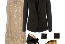 dressy outfits / by Laura T.