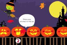 Seasonal Halloween / by Nancy Giansante