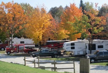 Trailer Sites  / by Barrie KOA Campground