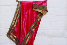 Velvet Stoles Indian