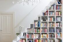 Bookcases and Reading Nooks
