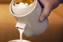 Coffee Shop Project: Milk Jugs