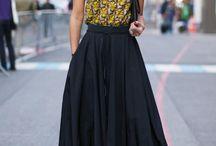 suknica kombinácie