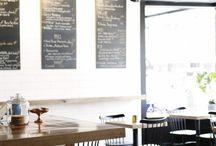 Coffee❤️ / Cafés and coffee