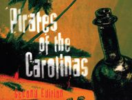 Pirates of the Carolinas by TerranceZepke.com / This board highlights pirates who were born, plundered, and/or hanged in the Carolinas, as well as some of the baddest buccaneers in the history of piracy, such as Blackbeard and Captain Kidd. And there were female pirates too!
