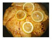Majbritt / Kylling med citron
