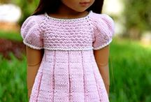 Stickning knitting