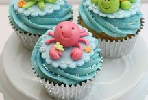 Baby Shower Sea Creature