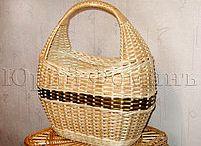 Плетеные корзины на заказ / Плетеная сумка, плетеная корзина для пикника, плетеная корзина для цветов