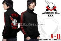 Jaket Crows Zero